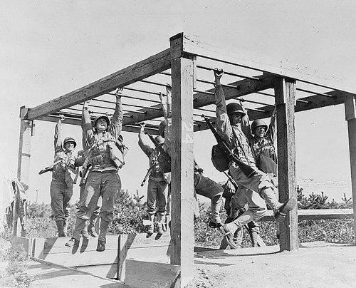 Military Inspired Fitness | almostheavenentertainment